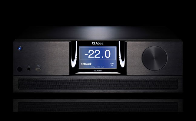 New 200W Stereo Integrated Amplifier – Sigma 2200i