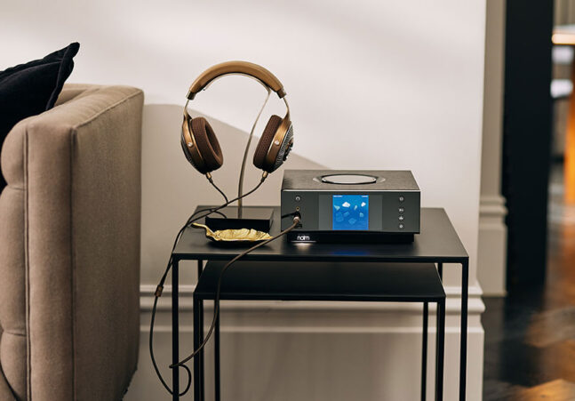 Naim Launches The Ultimate Music Source for Headphones