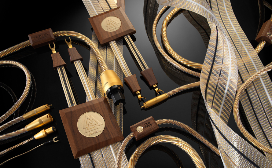 New cables range Odin Gold by Nordost