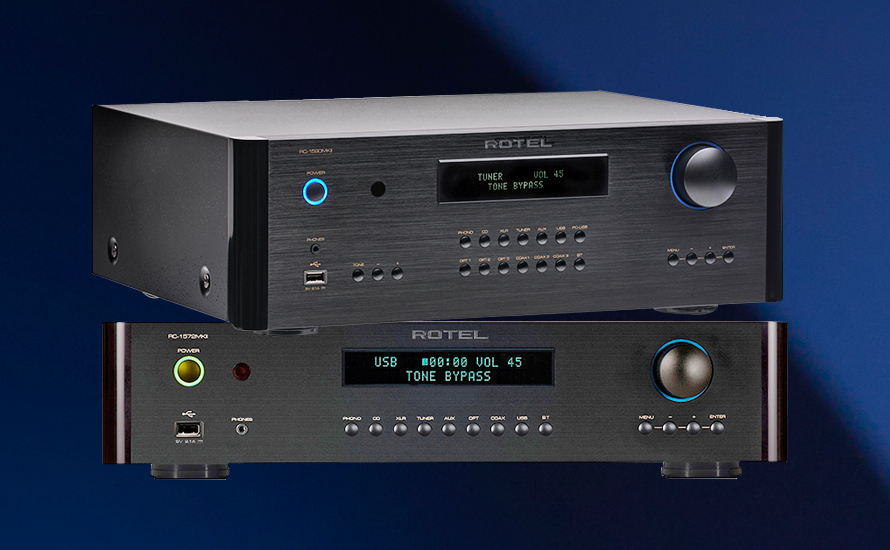 MKII Preamps upgrade:  RC-1572 MKII & RC-1590 MKII