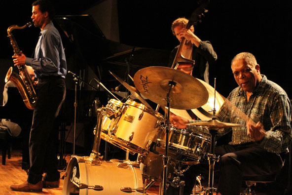 Billy Hart Quartet – One Is The Other (ECM 2335)