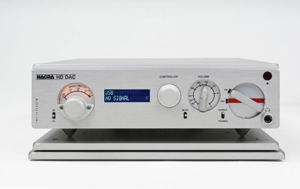"European ""Premier"" of the Nagra HD-DAC"