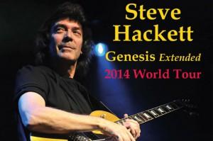 Steve Hackett: De retour dans le cadre de la tournée Genesis Extended