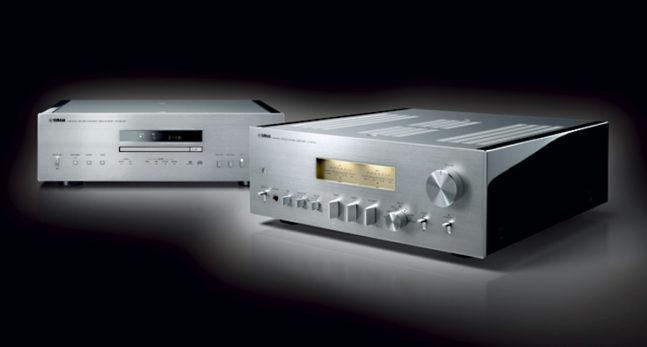 <!--:fr-->Yamaha A-S2100 Amp and CD-S2100 CD Player<!--:-->