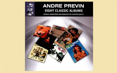 <!--:fr-->André Previn – Eight Classic Albums<!--:-->