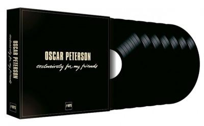 <!--:fr-->Album vinyle: Oscar Peterson / Exclusively for My Friend<!--:-->