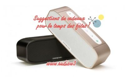 <!--:fr-->Mini enceinte portable Bluetooth Cambridge Audio Minx G2<!--:-->