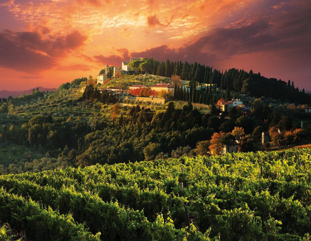 Nipozzano_frescobaldi_chateau