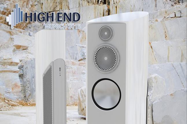 Munich High End 2015: Paradigm Concept 4F Loudspeaker Revealed!