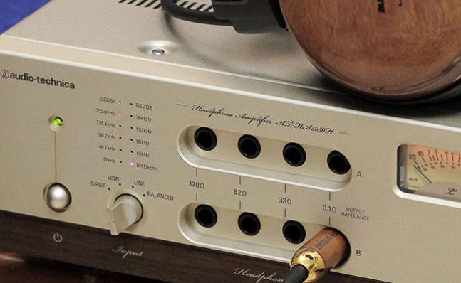 Le AT-HA5050H d'Audio-Technica