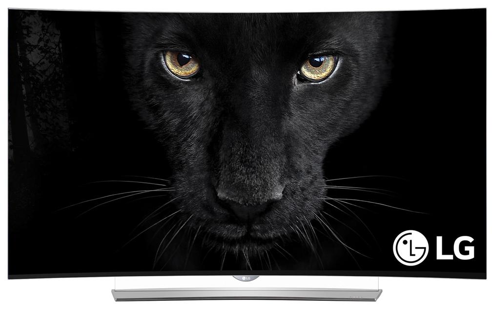 Le televiseur OLED 4K de 65 pouces est l'un des trois nouveaux modËles de televiseurs OLED maintenant offerts au Canada. (Groupe CNW/LG Electronics Canada)