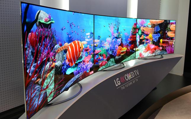 LG introduit son modèle de téléviseur OLED 4K au Canada