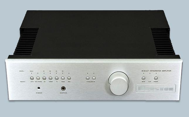 Amplificateur intégré B135 SST2 de Bryston