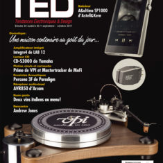 Magazine TED sept. 2017 octobre 2017