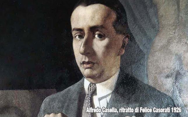 Alfredo Casella: Fragments symphoniques du Couvent sur L'eau op. 19 (1912-13)