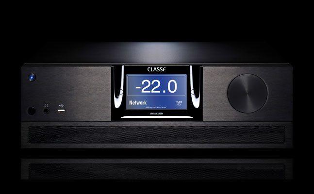 Classé Sigma 2200i : Un VRAI intégré numérique