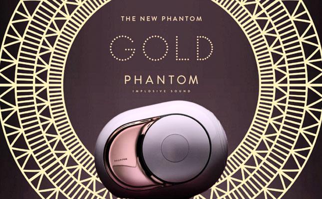 Le Gold Phantom de Devialet : « la puissance extrême »