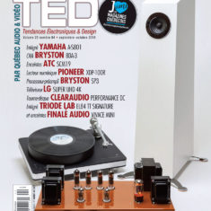 Magazine TED septembre 2016 – octobre 2016