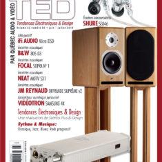 Magazine TED juin 2016 – juillet 2016