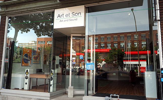 La boutique Art et Son