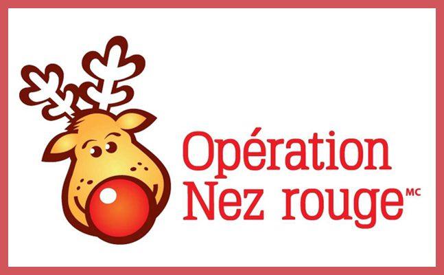 Être bénévole à l'Opération Nez rouge 2016