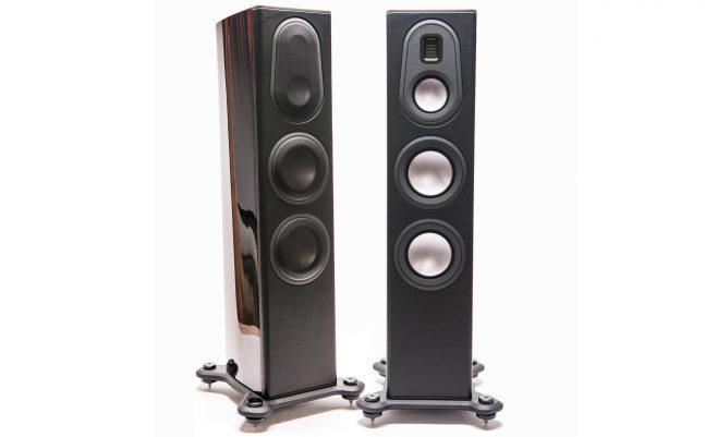 Enceintes acoustiques PL200II de Monitor Audio