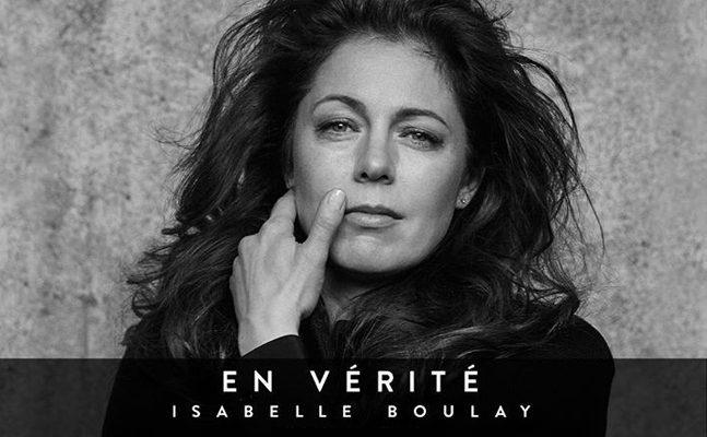 Après plus de 20 ans de carrière, Isabelle Boulay…
