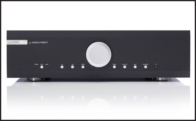 Amplificateur intégré M6si de Musical Fidelity