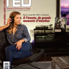 Magazine TED Janvier 2017 – Février 2017