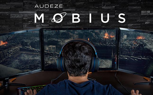 Audeze : casque audio 3D Mobius First Immersive Cinematic