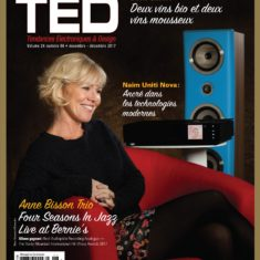 Magazine TED nov. – déc. 2017
