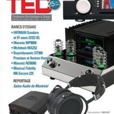 Magazine TED mai – juin 2018