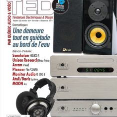 Magazine TED nov. – déc. 2016