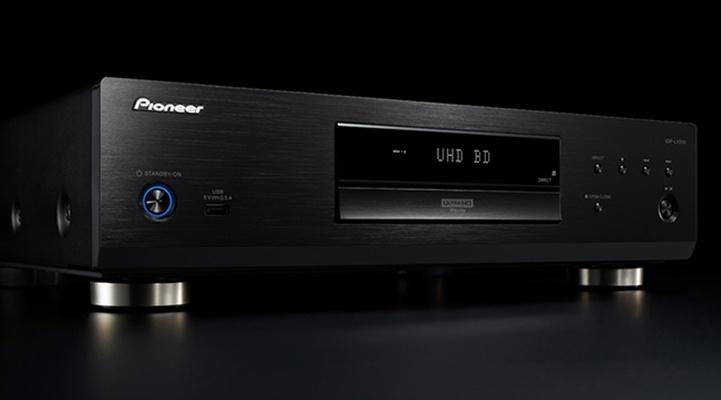 Lecteur universel PIONEER ELITE UDP-LX500