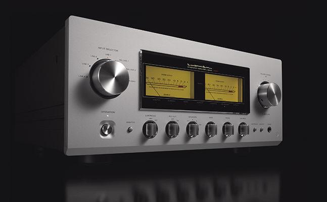 Amplificateur intégré L-590AXII de Luxman