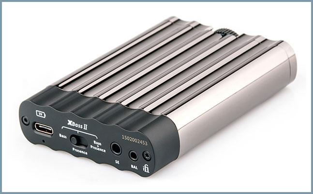L'amplificateur de casque iFi Audio xCAN