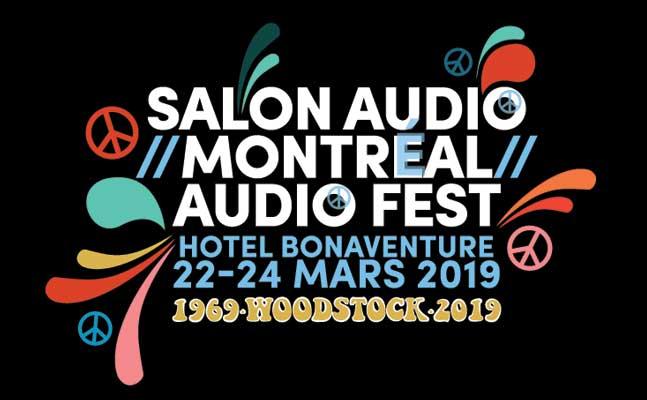 Woodstock s'invite au Salon Audio de Montréal 2019