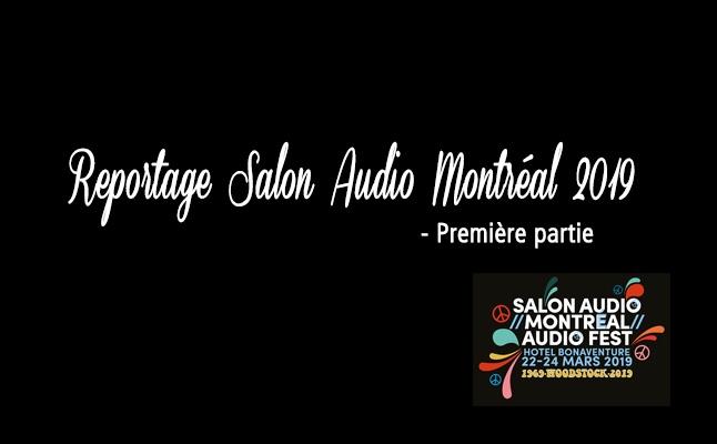 Photo reportage sur le Salon Audio Montréal 2019