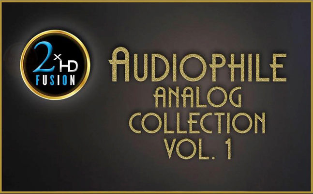 2019: Compilation 2xHD Fusion – Audiophile Analog Collection vol. 1