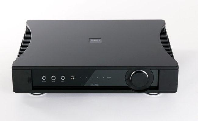Rega : nouvel amplificateur intégré Aethos