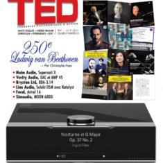Magazine TED mai – juin  2020