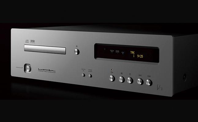 Luxman D-03X : Un lecteur CD moderne ouvert sur demain