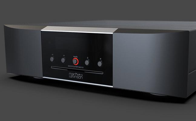 Mark Levinson No. 5101 – lecteur SACD — un appareil 3 en 1