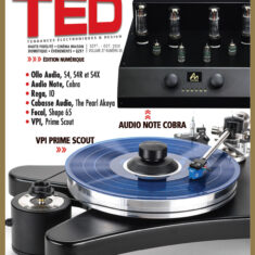 Magazine TED septembre – octobre 2020