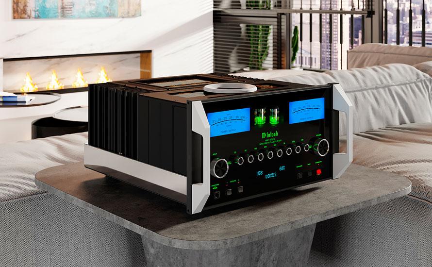 L'amplificateur intégré méritant tous les superlatifs