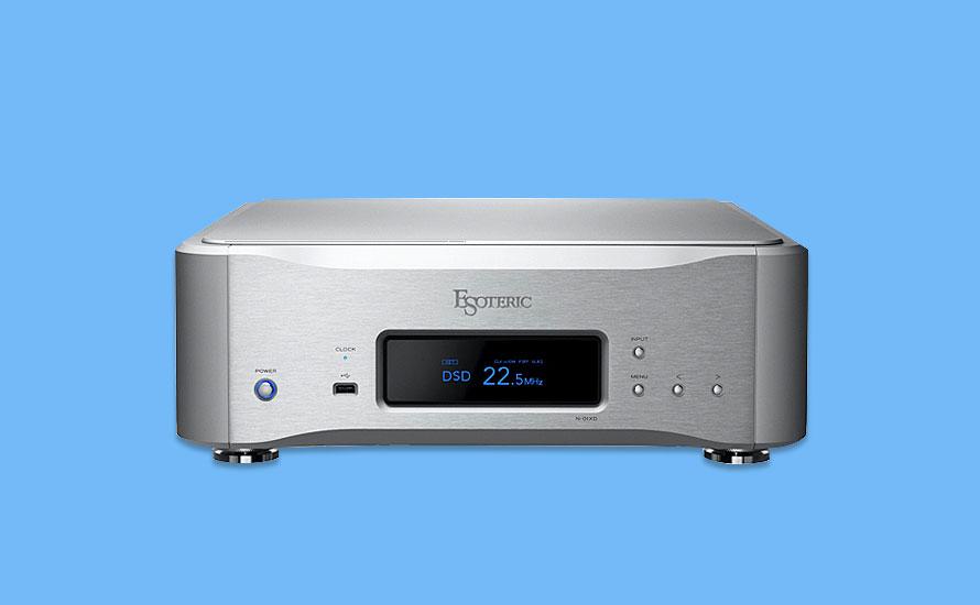 Lecteur réseau/convertisseur ESOTERIC N-01XD