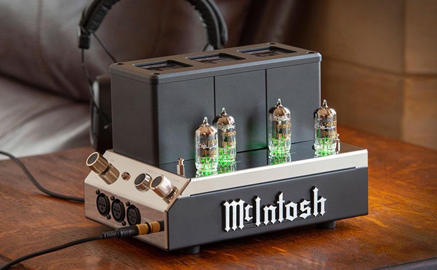 Ampli de casque d'écoute McIntosh MHA200