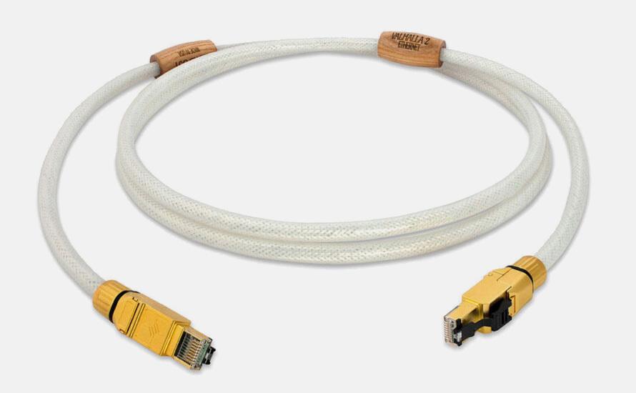 Le nouveau câble Ethernet Nordost Valhalla 2