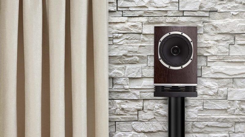 Enceintes Acoustiques Fine Audio – F500