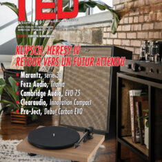 Magazine TED juillet – aout 2021